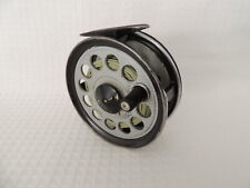 """J.W Young 3 1/2"""" Pridex Fly Fishing Reel With Wraparound Line Guide."""