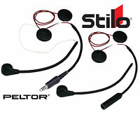 Turn One Helmet Intercom Compatible with Peltor or Stilo Helmet WRC Rally Racing