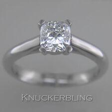 Cushion Engagement VS2 Fine Diamond Rings