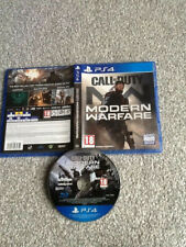 PLAYSTATION 4 GAME_CALL OF DUTY : MODERN WARFARE