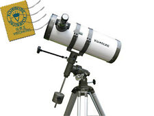 Visionking 6 inch 150-1400 mm EQ Reflector Newtonian Astronomical Telescope