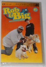 SONY PSP UMD ROB & BIG VOLUME 2 UNCENSORED-BRAND NEW FACTORY SEALED!!