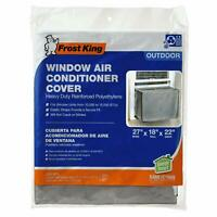 "AC3H Outdoor Window Air Conditioner Cover, 27"" W x 18"" T x 22"" D - Quantity 1"