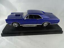 1:18 Ertl Filmmodell Pontiac GTO 1967 Trible xXx 2 Xander Cage's  o.OVP Rarität