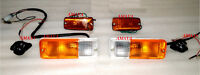 New Suzuki SJ413 SJ410 Samurai Sierra Jimny Indicator and turn signal light set
