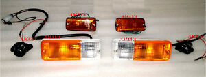 New Suzuki SJ413 SJ410 Samurai Sierra Jimny Indicator and turn signal light set