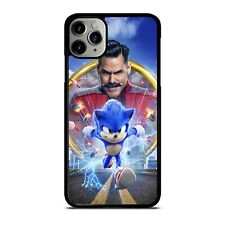 Sonic The Hedgehog 2020 3 Case Phone Case for iPhone Samsung LG GOOGLE IPOD
