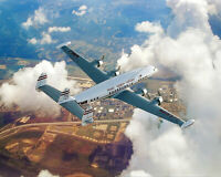 SUPER CONNIE TRANS WORLD AIRLINES IN FLIGHT 8x10 SILVER HALIDE PHOTO PRINT