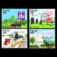 Palau 1987 - Historical Links with Japan - Sc 164/7 MNH