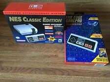 Nintendo NES Classic Edition Mini MODDED 700+ Games 2 Controllers Turbo NEW