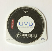 USED PSP Disc Only Metal Gear Solid Portable Ops JAPAN Sony PlayStation Portable