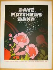 Dave Matthews Band Poster 2005 Scranton, PA Artist Proof Rare!!! Sold Out!!!