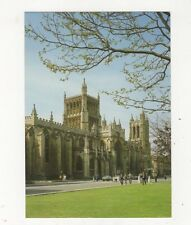 Bristol Cathedral From North East 1986 Postcard 581a