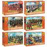 "ZVEZDA Model Kits ""Soldiers of European Armies, Toy Figures XVI-XVIII Century"""