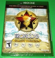 Tropico 5: Complete Collection Xbox One *New! *Sealed! *Free Shipping!