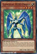 FUEN-EN047 Elemental HERO Prisma Super Rare 1st Edition Mint YuGiOh Card