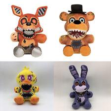Five Nights at Freddy's FNAF Horror Game Soft Plush Dolls Kids Stuffed Toy 18CM