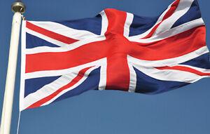 TOKYO OLYMPICS JAPAN GIANT Union Jack UK Team GB Flag SPEEDY DELIVERY