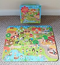 M&S  Kids - Look and Find Farm Puzzle