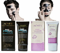 Charcoal Activated Peel-Off Black Face Mask Blackhead Remover For Him & Her