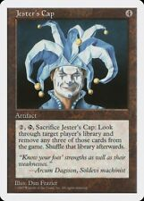 Jester's Cap 5th Edition NM-M Artifact Rare MAGIC THE GATHERING CARD ABUGames