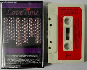 Love Time - mandy - musicassetta