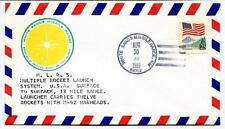 1989 MLRS Multiple Rocket Launch System White Sands Missile Range SPACE NASA USA