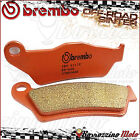 PLAQUETTES FREIN AVANT BREMBO SD FRITTE OFF-ROAD 07BB04SD TM MX 125 2002