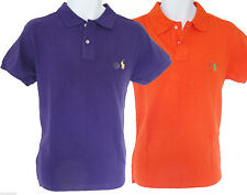Ralph Lauren Short Sleeve Casual Polo Neck Tops for Men