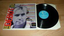 RARE DEBUT LP + MAGAZINE (HOWARD JONES / VISAGE ETC - 11 TRACK VINYL LP + MAG)
