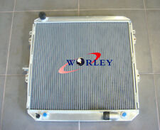 For TOYOTA SURF HILUX 2.4/2.0 LN130 AT/MT Aluminum Radiator