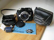 Nikon Nikonos I Underwater Camera w. W-Nikkor 35mm Lens EXC++