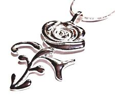 PRINCE ROSE LOGO PENDANT The Artist Formerly Known As Necklace Icon Musician P2