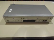 SAMSUNG DVD/VHS Dual Deck Media Player DVD-V5500 Silver For Parts