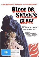 DVD Blood on Satan's Claw (1971) Patrick Wymark, Linda Hayden Piers Haggard dir