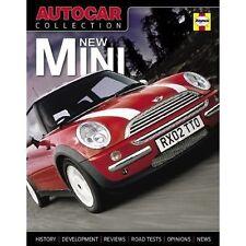 The New Mini. Autocar Collection. New Hardback Book.