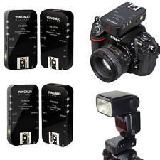 4pcs YongNuo YN-622N Wireless TTL Flash Trigger For Nikon D7100 D800 D600 D700