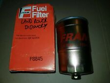 LAND ROVER DEFENDER DISCOVERY 2.5D 1998-2014 FRAM P8845 FUEL FILTER NOS