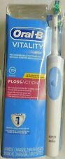 ORAL-B VITALITY RECHARGEABLE TOOTHBRUSH-FLOSS ACTION-2D ACTION