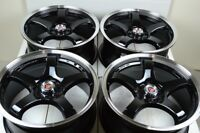 15 Wheels MR2 Elantra Prius CL XB iQ Civic Aveo Cobalt Accord 4x100 4x114.3 Rims