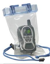 Pochette étanche AQUAMATE - très résistante - téléphone, GPS, VHF, papier....