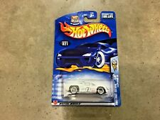 Hot Wheels white Chaparral 2D car, 2003 First Editions, FREE shipping!