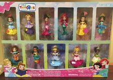 Disney Princess Little Kingdom Collection Set Toys R Us EXCLUSIVE TRU HTF NIB