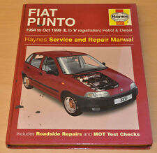 FIAT Punto  1994 - 1999 Reparaturanleitung Haynes Repair Manual