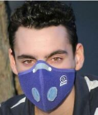 Respro Allergy Mask Blue NIB made in UK size Large (L)