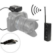 Funk Fernauslöser Anschlusskabel kompatibel mit Fuji Fujifilm RR-90