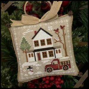 Granpa's Pick-up by Little House Needleworks cross stitch pattern