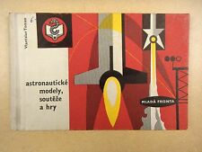 50+ year old 111 pg Book on Space Exploration - very rare - vintage 1962