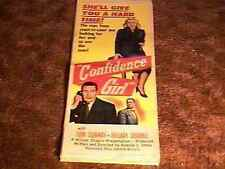 CONFIDENCE GIRL 14X36 MOVIE POSTER 1952 BAD GIRL