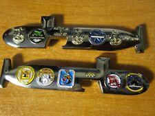 Portsmouth Naval Shipyard PNS SD NRMD Navy Submarine CPO Challenge Coin